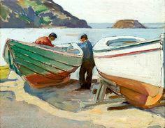 Tredwell's Folly Edward Hopper