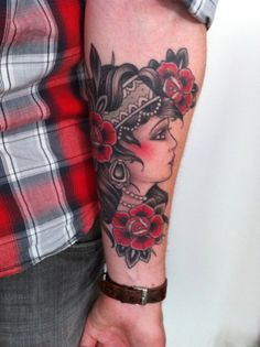 by W. T. Norbertat Inner Vision Tattooin Sydney.