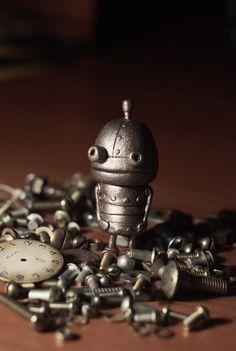 2b39abb985ed352a7909d7bce217d495--robot-art-clay-art.jpg (687×1024)