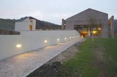 "La residenza ""Eugenio Gruppioni"" in val di Zena"