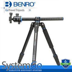 >> Click to Buy << Benro GA268TB2 Aluminum Tripod Kit Portable Digital Camera Tripod With Ball Video Head Stable Bracket For Canon Nikon Sony DSLR #Affiliate