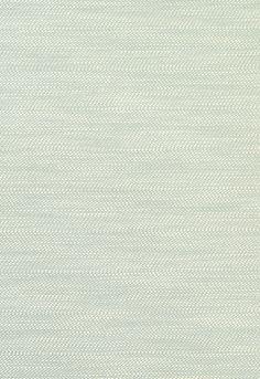 Schumacher meadow weave aqua