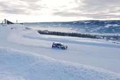 snow rally