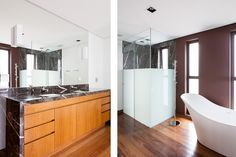 Casa IV / Suite Arquitetos #banheiro #bathroom