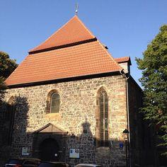 #Bachkirche in #Arnstadt. #oomentour2015 #Thüringen