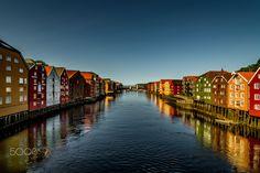 trondheim (av ) - Beautiful Trondheim Norway