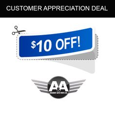 We want to thank our customers for their support! To show our appreciation, we are offering $10.00 off your next purchase when you spend $100* or more on anything in our store. This offer runs from March 14, 2016 - March 20, 2016. Download Coupon Here! https://aadiscountauto.ca/deal.html #AADiscount #AADiscountAuto #AutoPartsStore #Deal #Sale #HamiltonAutoParts #StoneyCreekAutoParts #BestAutoPartsStore