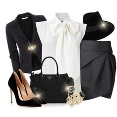 For the love of Office Wear! (OUTFIT ONLY!)