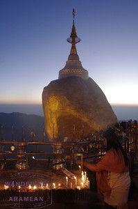 A pilgrimage to Mt. Kyaiktiyo, Myanmar