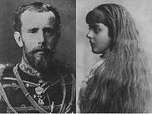 Mayerling Incident - Wikipedia, the free encyclopedia  Prince Rudolf & The Baroness Vetsera.