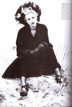 ☆ Jaime Rishar | Photography by Arthur Elgort | For Vogue Magazine Italy | August 1994 ☆