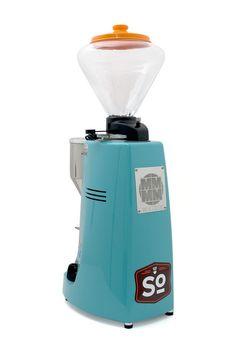 #EPCustomShop Mazzer grinders for Single Origin Coffee.  https://flic.kr/p/aDKZqk   Single Origin Mazzer Robur w/ Glass Hopper