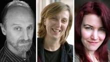 Rafael Goldchain, Angela Grauerholz and Isabelle Hayeur, left to right, are finalists for this year's Scotiabank Photography Award. First Prize, Photography Awards, Canadian Artists, Award Winner, Art And Architecture, Female