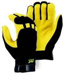 Majestic Golden Eagle Deerskin Mechanics Gloves(12pr/Pk) Mfg#2150