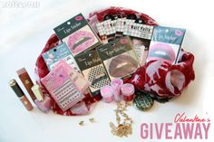 VALENTINE'S LUCKY BAG GIVEAWAY! Repin to win! Head over to our website (http://roseandpose.com/competitions.html) to find out other ways you can enter to increase your chances of winning! #RPVALENTINE