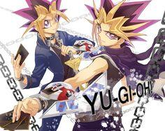 Yugi and Yami Kawaii~