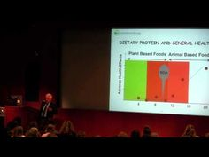 """T. Colin Campbell Discusses """"The Time for Nutrition Has Arrived"""" - YouTube"""