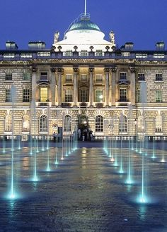 Somerset House features in several films including Goldeneye, Tomorrow Never Dies, Sleepy Hollow, The Duchess, Billy Wilder's The Private Life of Sherlock Holmes, Bride And Prejudice and X-Men First Class.