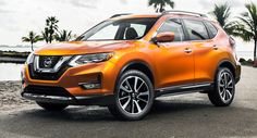 2017 Nissan Rogue Comes With A New Face And Hybrid Variant