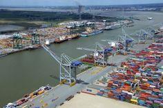 Port of Antwerp mit bestem Jahresstart seiner Geschichte - http://www.logistik-express.com/port-of-antwerp-mit-bestem-jahresstart-seiner-geschichte/