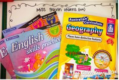 R.I.C. Publications independent review of English skills practice and Australian Curriculum Geography