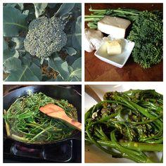 Easy Pan-Seared Broccoli Recipe #FarmFreshNow