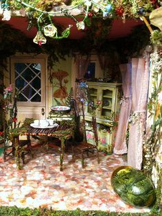 fairy kitchen