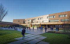 Gallery of Secondary School, Sport Hall and Cultural Center / Chartier Dalix Architectes - 15