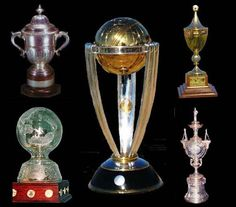 The ICC Cricket World Cup Trophy Is Most Prestigious And Significant In It Presented To Winners Of Finals