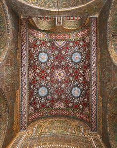 Ummayad's Mosque, Damascus. Ummayad's Mosque, Damascus. Photo by James Gordon (CC License)