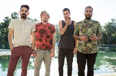 Local Natives at Coachella 2013 (photo by Joseph Llanes)