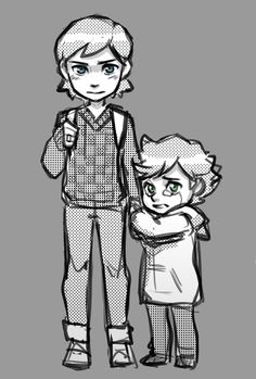 KK | I'll do anything to protect my little brother! My...