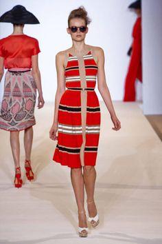 Spring 2013 Trend Report: Stripes (Temperley London)