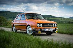 Beautiful Škoda 120 L