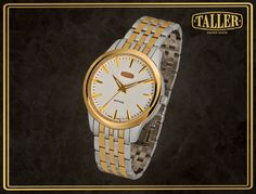 GT221.4.022.13 Men's Collection, Silver Coins, Bracelet Watch, Accessories, Silver Quarters, Watch, Ornament