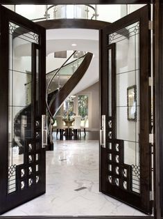 ♂ Entrance of a luxury home from http://www.houzz.com/
