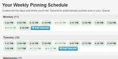 Buffer Versus Tailwind – Which is . Schedule, Ads, Good Things, Timeline