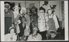 Vintage Halloween Photos, Trick R Treat, Bump, More Fun, Night, Cats, Black, Gatos, Black People