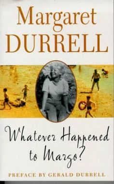 Whatever Happened to Margo? by Margaret Durrell Good Books, Books To Read, My Books, Gerald Durrell Books, The Durrells In Corfu, Past My Bedtime, Drama Tv Series, British Comedy, Book Writer