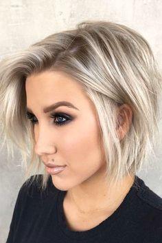 Stylish Short Haircuts, Best Short Haircuts, Short Hairstyles For Women, Hairstyles Haircuts, Popular Hairstyles, School Hairstyles, A Line Haircut Short, Long Pixie Haircuts, Short Hairstyles For Thin Hair