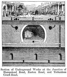 The london assignment underground