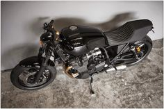 Yamaha XJR1300 Skullmonkee ~ Return of the Cafe Racers