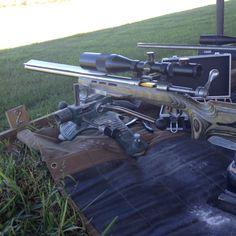 My rig. 6x47 Lapua. Savage rifle. Brux barrel. Nightforce scope. Gunsmith is Alton Britt at Dixie Precision Rifles in Brandon MS.