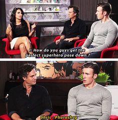I love Chris so much.