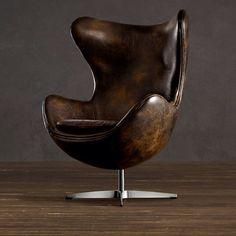 Restoration hardware - Egg chair! (Arne Jacobsen)