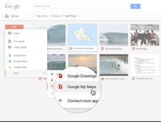 Educational Technology and Mobile Learning: New- You Can Now Create Custom Maps in Google Drive