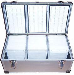 1-x-420-DJ-Aluminium-CD-DVD-Blu-Ray-Disc-Storage-Flight-Carry-Case-Box