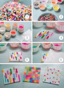 DIY hama beads