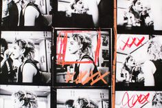 Milk Made - MADONNA NYC83: Photos by Richard Corman - Opening Night
