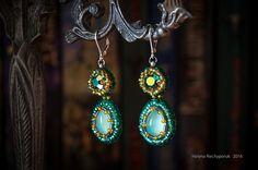 Earrings by Halyna Nechyporuk 2016